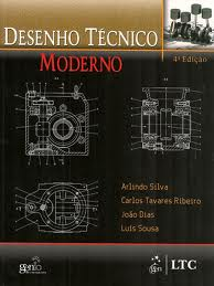 DESENHO TECNICO MODERNO / SILVA, ARLINDO RIBEIRO - ISBN_ 9788521615224