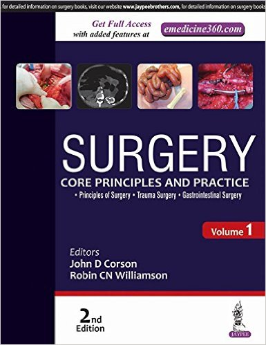 SURGERY: CORE PRINCIPLES AND INTERNATIONAL PRACTICE