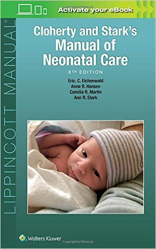 Dilivros cloherty and starks manual of neonatal care fandeluxe Choice Image