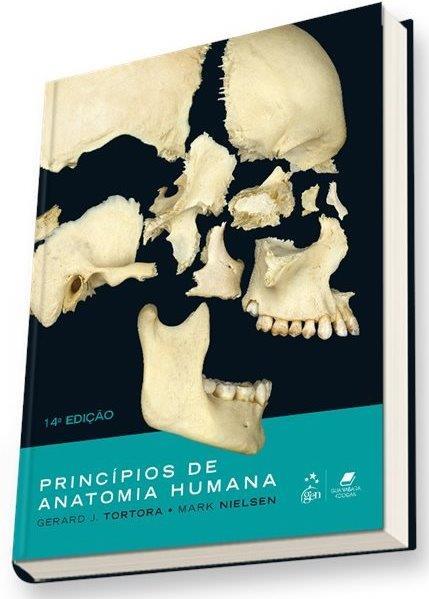 livro de anatomia humana tortora