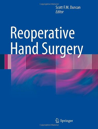 REOPERATIVE HAND SURGERY