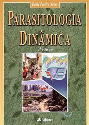 PARASITOLOGIA DINAMICA / NEVES DAVID PEREIRA - 8538800728