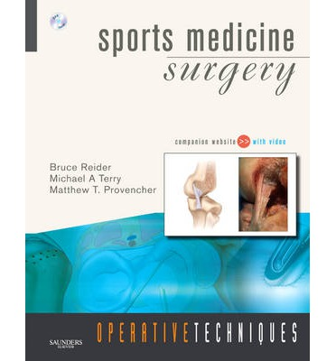 Operative Techniques: Sports Medicine Surgery