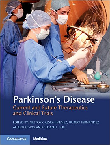 PARKINSONS DISEASE: CURRENT AND FUTURE THERAPEUTICS AND CLINICAL TRIALS