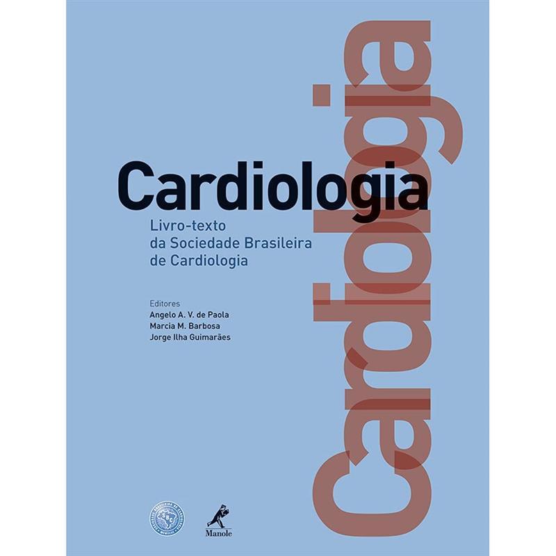 LIVRO TEXTO DA SOCIEDADE BRASILEIRA DE CARDIOLOGIA / GUIMARAES DR JORGE ILHA - 8520431909